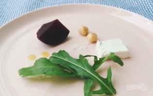 Салат из свеклы и рукколы - фото шаг 1