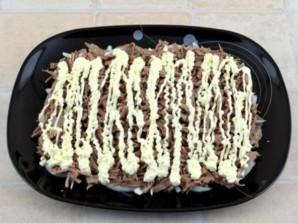 Салат из говядины с луком - фото шаг 3