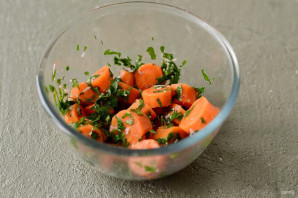 Морковь по-мароккански - фото шаг 5