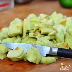 Шведский яблочный пирог - фото шаг 3