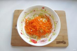 Капуста с чесноком и морковью - фото шаг 3