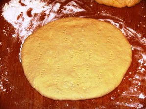 Хачапури в духовке - фото шаг 5