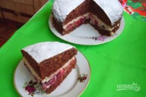 Сливовый торт - фото шаг 5