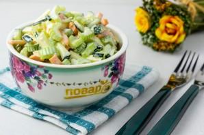 Салат из сельдерея для похудения - фото шаг 6
