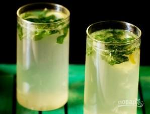 Безалкогольный коктейль на Новый Год - фото шаг 5