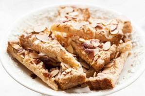 Песочное печенье с миндалем - фото шаг 7