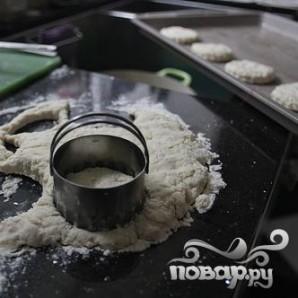 """Масляное печенье """"Традиционное"""" - фото шаг 3"""