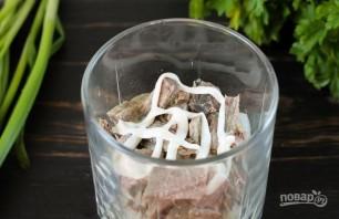 Вкусный недорогой салат - фото шаг 2