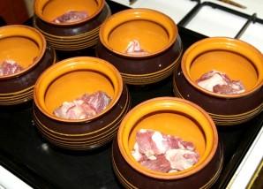 Чанахи из баранины - фото шаг 4