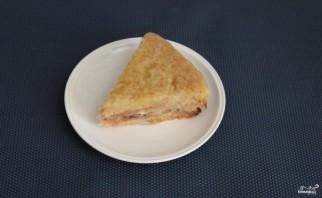 Постный яблочный пирог в мультиварке - фото шаг 10