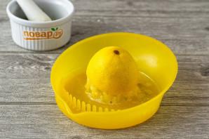 Малиновый лимонад с базиликом - фото шаг 4