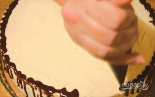 Фруктовый торт с масляно-заварным кремом - фото шаг 7