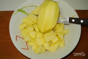 Суп гороховый постный - фото шаг 2