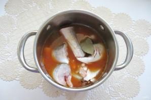 Судак в томатном соусе - фото шаг 6