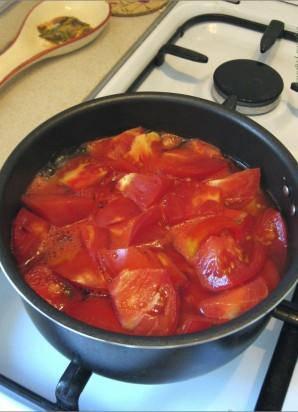 Сок из помидоров на зиму - фото шаг 2