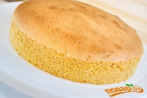 Бисквит на желтках - фото шаг 6