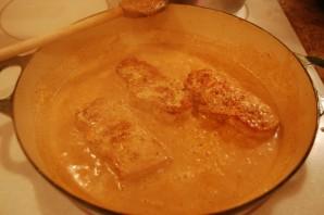 Свинина под сливочным соусом - фото шаг 5
