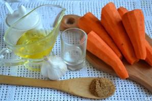 Морковка по-корейски в домашних условиях - фото шаг 1