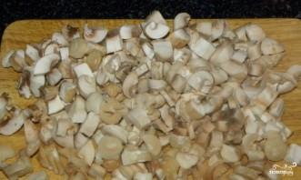 Лазанья с мясом и грибами - фото шаг 1