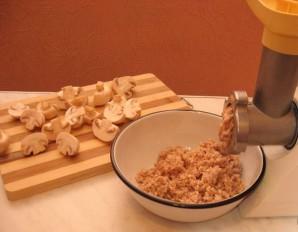 Суп-пюре с грибами   - фото шаг 1
