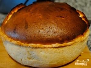 Сырный торт - фото шаг 15