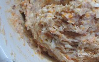 Форшмак из сельди с морковью - фото шаг 5