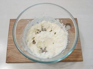 Шоколадный крем-чиз на сливках - фото шаг 5