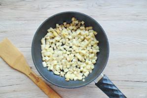 Сбричолата с яблоками - фото шаг 9