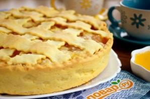 Яблочный пирог-чизкейк - фото шаг 11