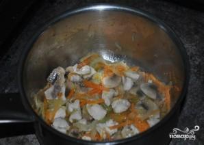 Грибной суп без картофеля - фото шаг 5