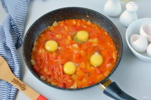 Яйца по-еврейски - фото шаг 6