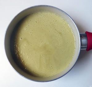 Суп-пюре из тыквы и брокколи - фото шаг 5