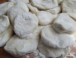 Тесто для вареников в хлебопечке - фото шаг 6