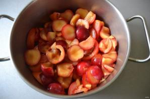 Кетчуп из помидор и слив - фото шаг 3