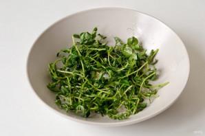 Салат с авокадо и имбирем - фото шаг 5