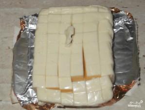 Макароны с плавленым сыром - фото шаг 2