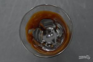 Холодный кофе с молоком и мороженым - фото шаг 4