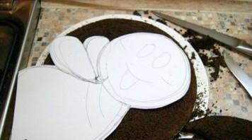 """Торт """"Пчелка Майя"""" - фото шаг 1"""
