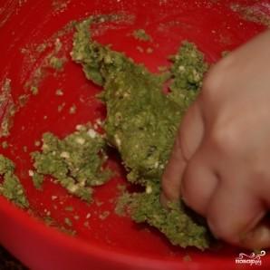 Печенье с зеленым чаем - фото шаг 7