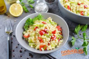 Салат из кускуса - фото шаг 8