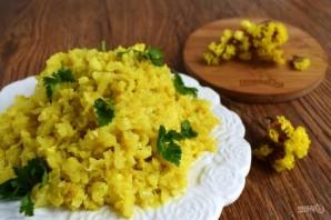 Восхитительный рис из цветной капусты - фото шаг 5