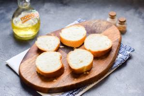 Бутерброды с икрой