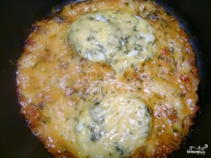 Печеные яйца в мультиварке - фото шаг 8