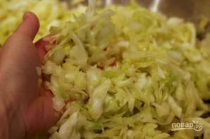Квашеная капуста (рецепт в банке) - фото шаг 3