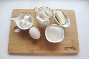 "Торт ""Наполеон"" со сливочным кремом - фото шаг 1"