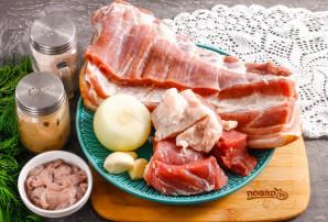 Баварские колбаски к пиву - фото шаг 1