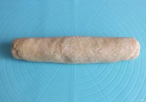 Кокосовое печенье с фруктовой начинкой - фото шаг 8