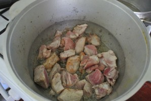 Жаркое из говядины с картошкой - фото шаг 3
