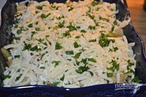Куриная грудка с картофелем - фото шаг 10