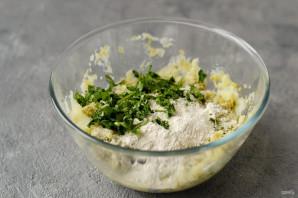 Котлеты из картофеля и гороха - фото шаг 4